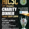 AICSC 21st  Annual Charity Dinner