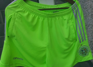 Shorts - €25  (with 2 zip pockets)